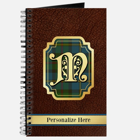 Macleod Custom Tartan Journal