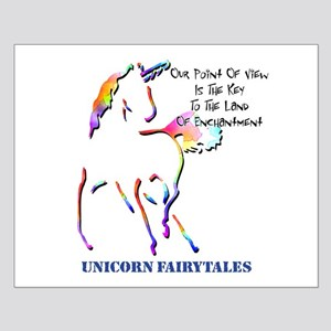 Unicorn Fairytales Small Poster