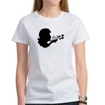 Blowing Kisses Women's T-Shirt