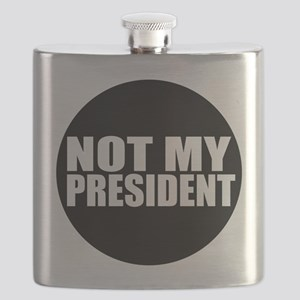Not My President Flask