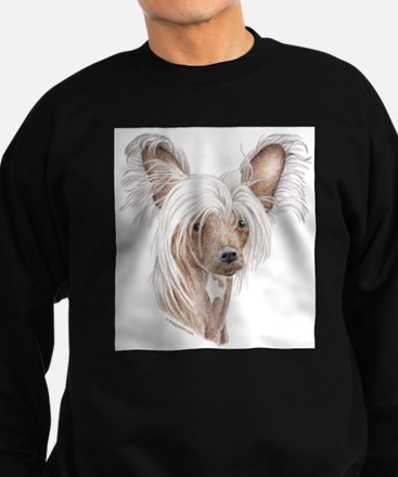 Chinese crested dog Sweatshirt