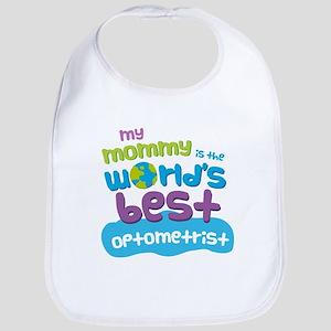Optometrist Gift for Kids Baby Bib