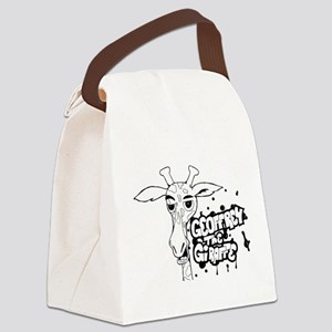 Geoffrey G Canvas Lunch Bag
