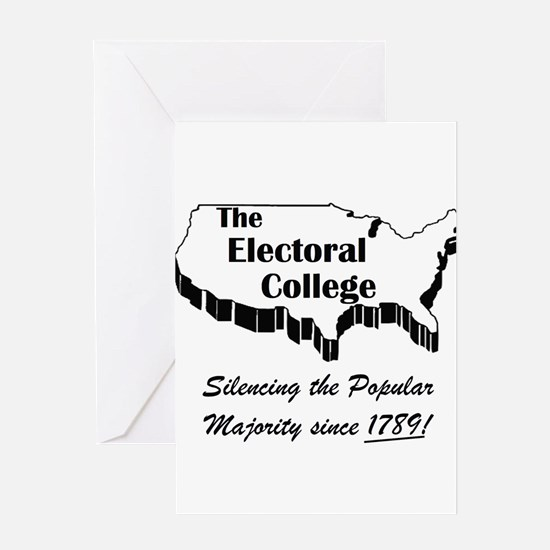 Electoral Greeting Cards