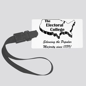 Electoral Large Luggage Tag
