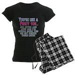 Pinky Toe Women's Dark Pajamas