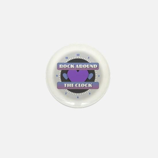 Unique Jitterbug Mini Button