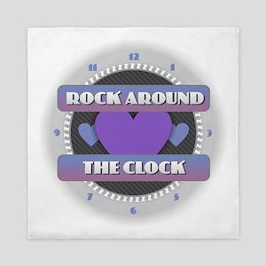 Rock Around the Clock Queen Duvet