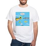 Barracuda Attitude White T-Shirt