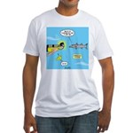 Barracuda Attitude Fitted T-Shirt