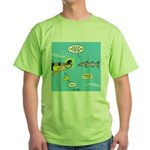 Barracuda Attitude Green T-Shirt