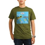 Barracuda Attitude Organic Men's T-Shirt (dark)