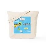 Barracuda Attitude Tote Bag