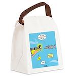 Barracuda Attitude Canvas Lunch Bag