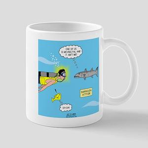 Barracuda Attitude Mug
