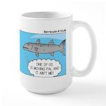 Barracuda Attitude Large Mug