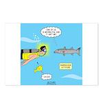 Barracuda Attitude Postcards (Package of 8)