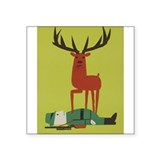 Anti hunting Stickers & Flair