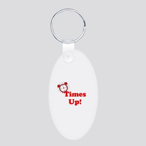 Times Up! Equal rights, equality, clock Keychains