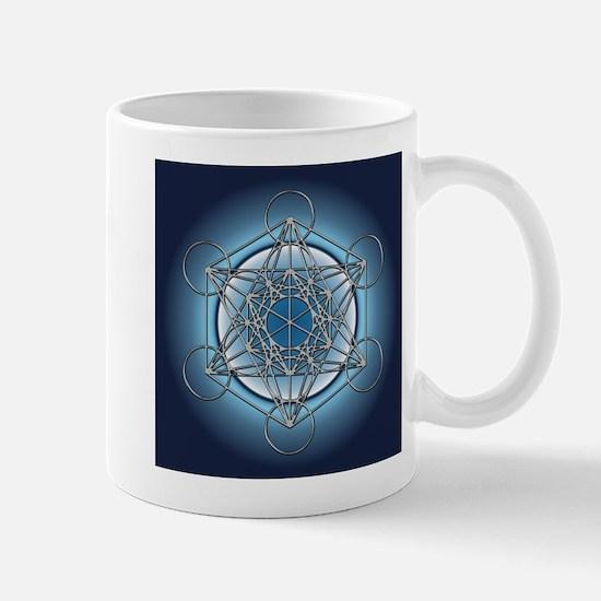 Metatrons Cube Mugs