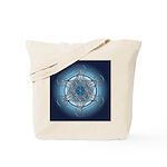 Metatrons Cube Tote Bag