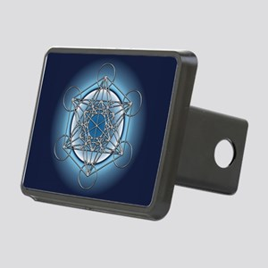 Metatrons Cube Hitch Cover