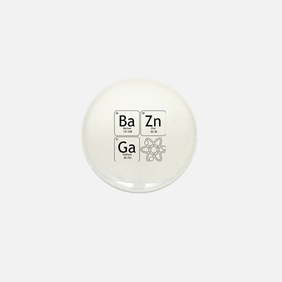 Cute The big bang Mini Button