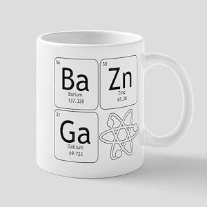 BaZinGa Atom TBBT Mugs