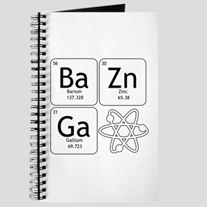 BaZinGa Atom TBBT Journal