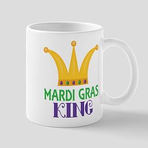 Mardi Gras King Party Crown Mugs