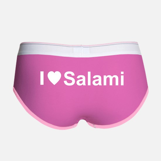 Salami Women's Boy Brief