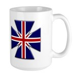 British Iron Large Mug