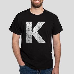K (White) T-Shirt