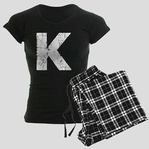 K (White) Pajamas
