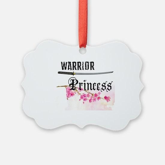 Cool Warrior Ornament