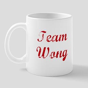 TEAM Wong REUNION  Mug