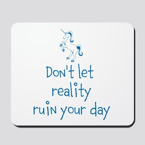 Reality Rush Mousepad