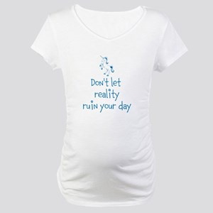 Reality Rush Maternity T-Shirt