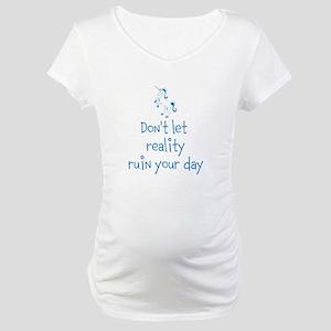 Reality Rush Maternity T-Shirt