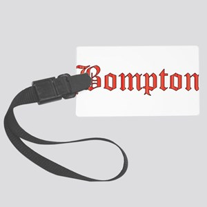 Bompton Large Luggage Tag