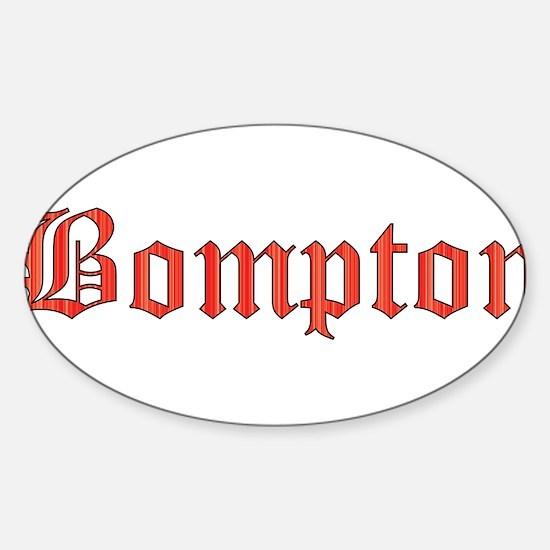 Bompton Decal