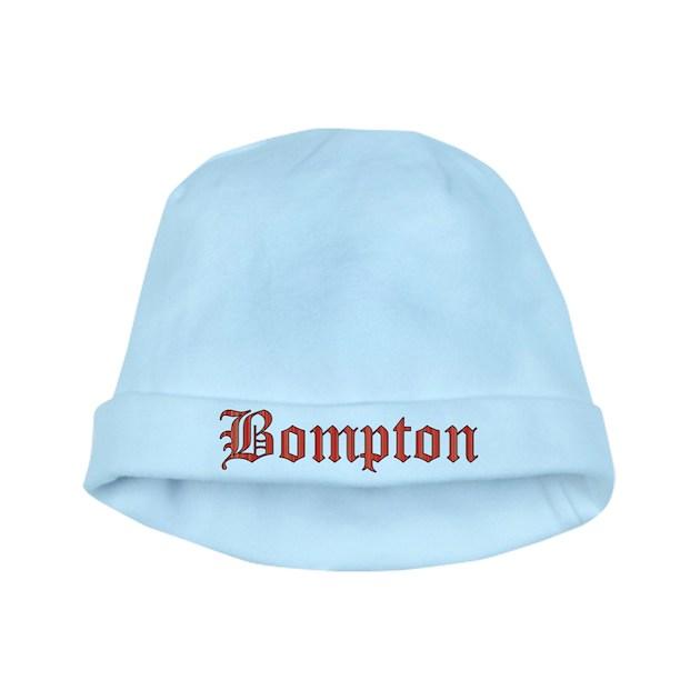 Bompton Hat: Bompton Baby Hat By ADMIN_CP75933496