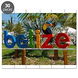 Belize Puzzles