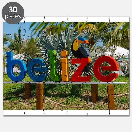 Belize Puzzle