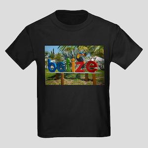 Belize Kids Dark T-Shirt