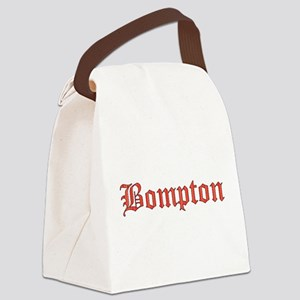 Bompton Canvas Lunch Bag