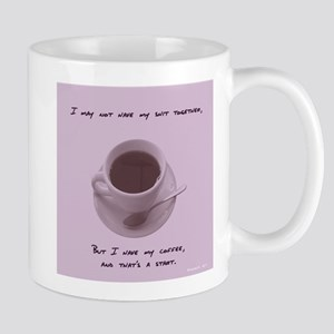 Coffee Start Mugs