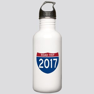 Road Trip 2017 Stainless Water Bottle 1.0L