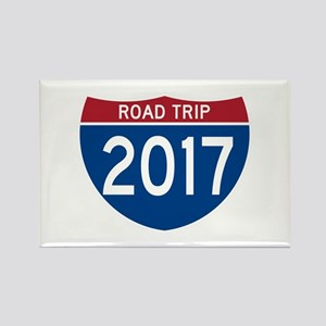 Road Trip 2017 Magnets