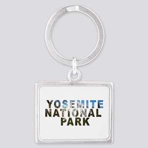 Yosemite National Park Landscape Keychains